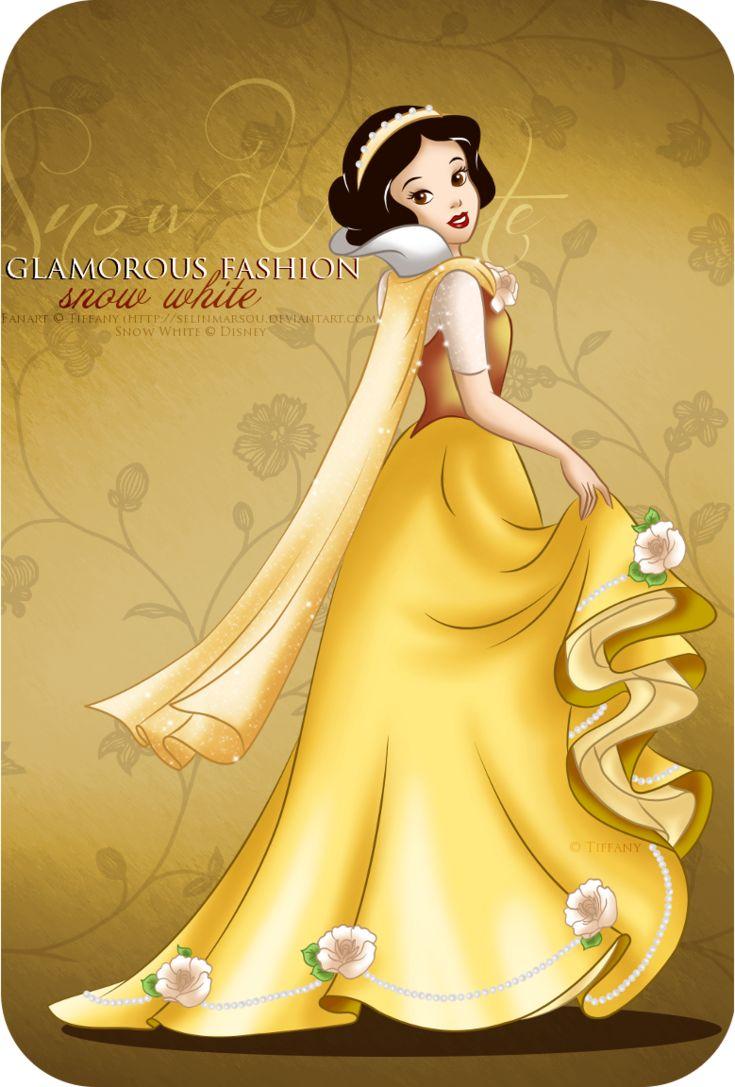 Snow White by Tiffany [©2012-2014 selinmarsou]