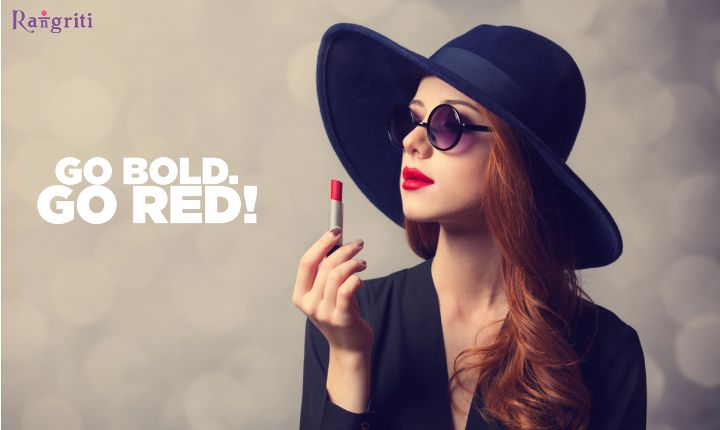 Red lip color immediately makes your features look sharper and brighter! Go red, pretties!   #pretty #style #girls #awesome #amazing #bestoftheday #picoftheday #tagstofollow #fashion #fun #beautiful #girlsfashion #fashionhub
