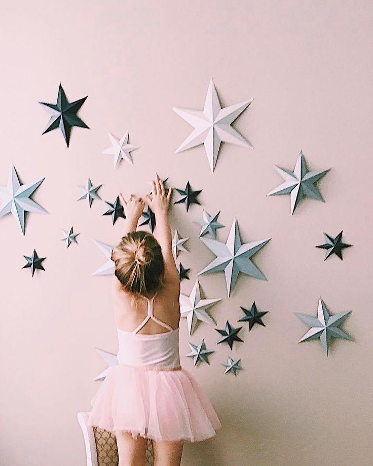 476 отметок «Нравится», 16 комментариев — G O R O H decor (@goroh_decor) в Instagram: «Волнительный момент! Маленькая балерина достаёт свою первую звезду с неба »