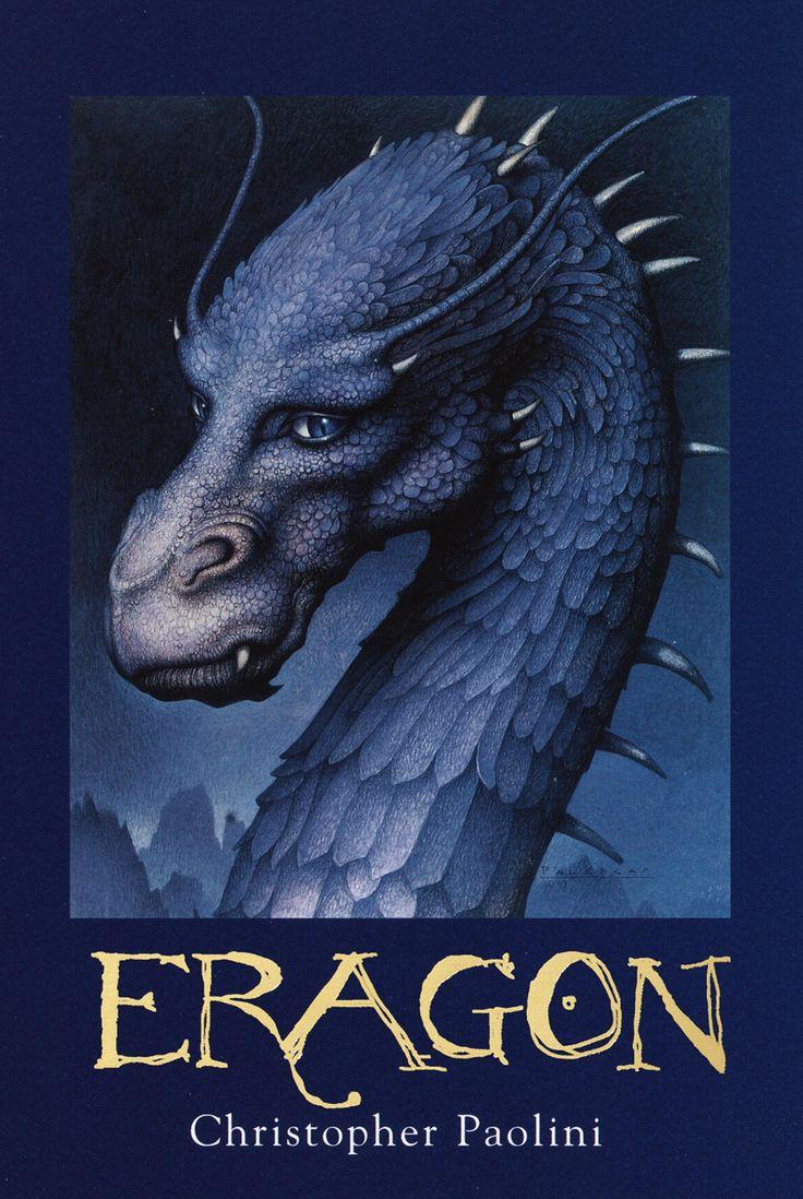 Eragon - Christopher Paolini | Books I've read | Pinterest