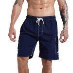 nice ORANSSI Herren Badehose Strand Surf Shorts