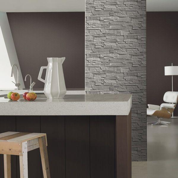 Nueva colecci n de papel pintado para decorar las paredes Cocinas y banos modernos