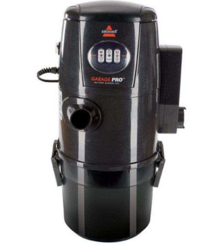 New Bissell Garage Pro Wet/Dry Vacuum Blower Complete Wall-Mounting System Cord #NewBissellUnitedStates