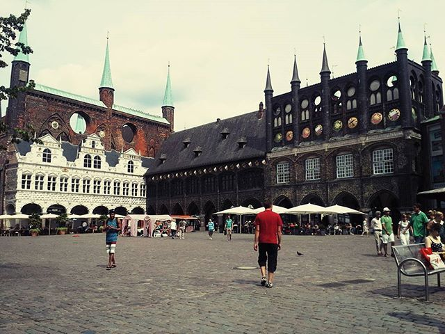 ✈ 😊 #lübeck #lübeckrathaus #deutschland #tbt #throwbackthursday #travelpic #traveltheworld #aroundtheworld #passportlife #travel #travelgram #instago #wanderer by (uds23) aroundtheworld #instago #throwbackthursday #passportlife #lübeck #lübeckrathaus #travelpic #wanderer #deutschland #traveltheworld #tbt #travel #travelgram #meetingprofs #eventprofs #travel #tourism #popular #trending #trendy #twitter #facebook #website #influencer #great #photos #quotes #vacation #eventplanning. [Follow us…
