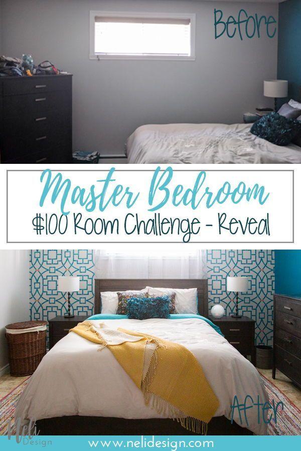 Master Bedroom Makeover Bedroom Makeover Before And After Small Bedroom Makeover Master Bedroom Makeover