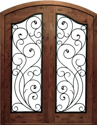 Our stock wood and wood with iron doors aren't just beautiful, they are affordable too! Check out our webpage for sizes, styles and prices that will fit any design and budget. front doors. entry doors. wood with iron doors. wood doors. iron doors. affordable doors.