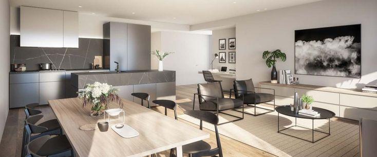 blair fields development kitchen luxury appliances