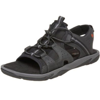 Rockport Men's Joque Fisherman Sandal,Black,9.5 M US Rockport. $50.97