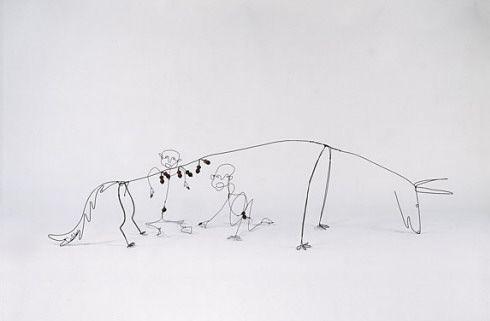 Romulus and Remus - Alexander Calder