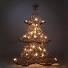 Natural Light Up Tree #DunelmPinterWonderland #Christmas #Comp #Win #Dunelm