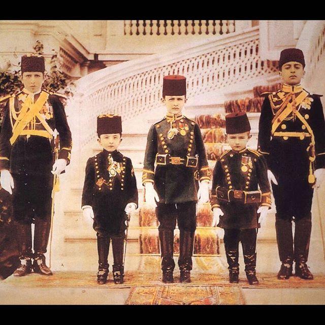 ABDÜLHAMİD HAN'IN ŞEHZADELERİ 3 Mart 1924'te Osmanlı hanedanına .