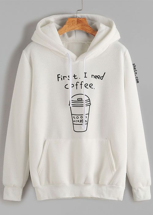 Warm & cute sweatshirt. More colors available.