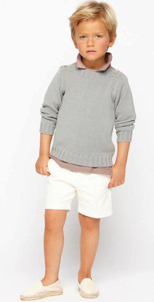 Nícoli moda para niñas y niños primavera-verano