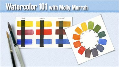 Watercolor 101 with Molly Murrah