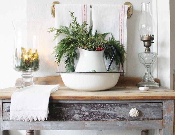 Coastal Bathroom Decor Farmhouse: Best 25+ Antique Wash Stand Ideas On Pinterest