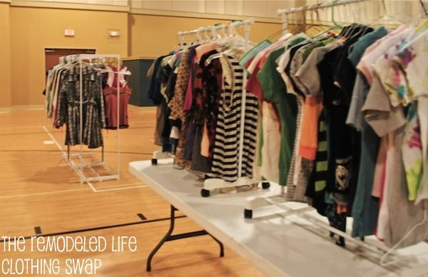 Remodeled Life - Girls Ministry Clothing Swap Party