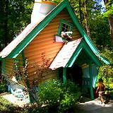 Crooked Man's House, Storybook Forest, Ligonier, PA