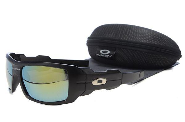 $12.99 Dealextreme Oakley M Frame Sunglasses Green Frame Transparent Lens www.sportsdealextreme.com