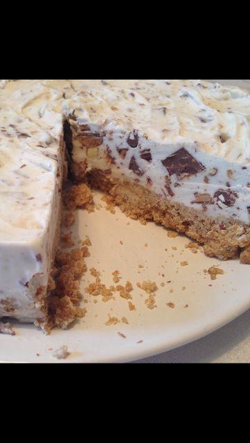 Frk Cupcake: Nem islagkage