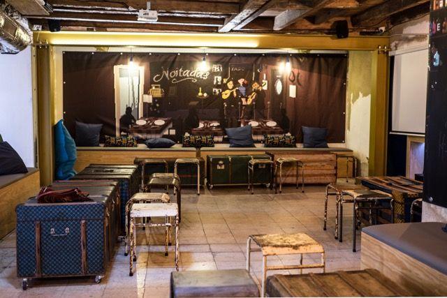 BUH / Bar Under Hostel