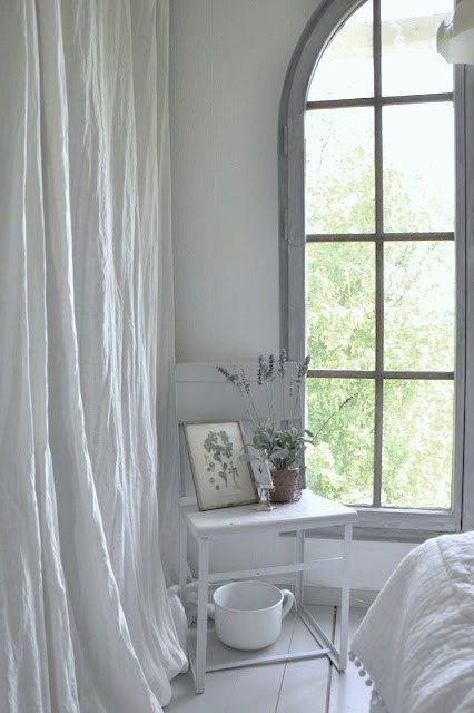 Best 25 White Linen Curtains Ideas On Pinterest White Curtains Living Roo