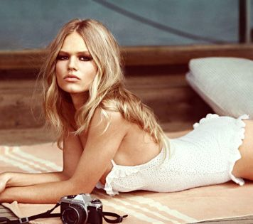 Anna Ewers by Norman Jean Roy - Harper's Bazaar May 2015