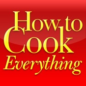 A solid cookbook and a nice app. You can search by ingredient or cooking method.