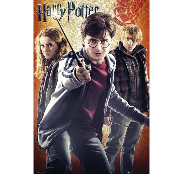 Harry Potter Poster und die