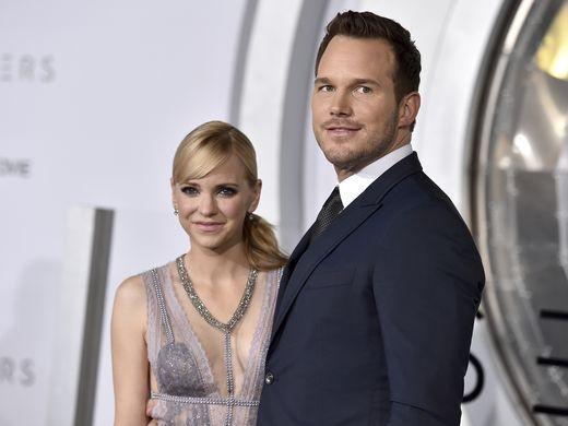 Chris Pratt and Wife Anna Paris files for divorce