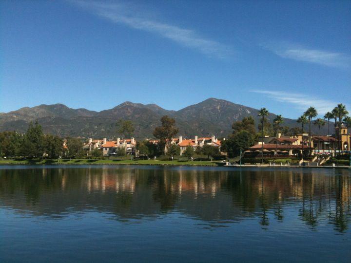 City of Rancho Santa Margarita in California