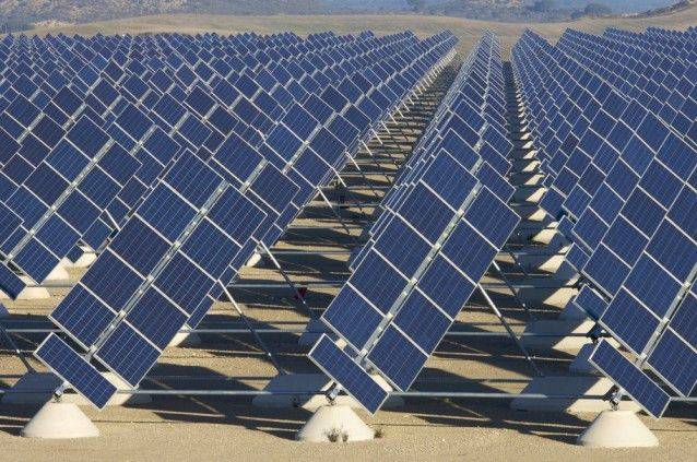 Abandoned California Oil And Gas Field Will Soon Be A Solar Farm