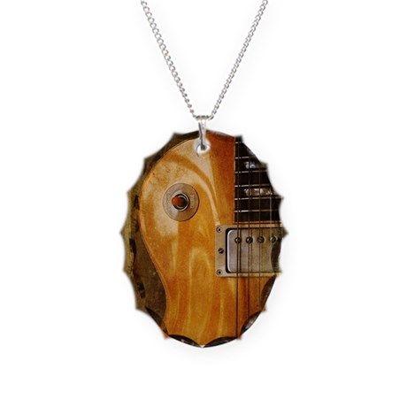 Necklace Oval Charm on CafePress.com