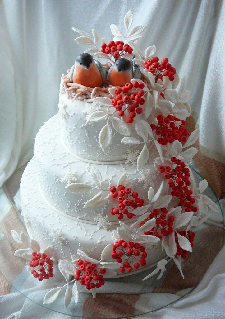 новогодние торты из мастики - Поиск в Google   нг ...