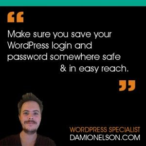 WordPress Tip Of The Day