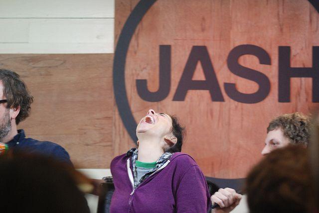 http://storify.com/menschmedia/sarah-silverman-michael-cera-and-friends-launch-ja- Sarah Silverman, Michael Cera and Friends Launch Jash at SXSW 2013 on Storify —