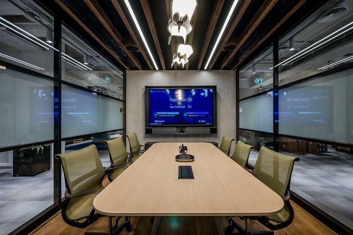 Microsoft Office by Studio BA, Herzliya – Israel » Retail Design Blog