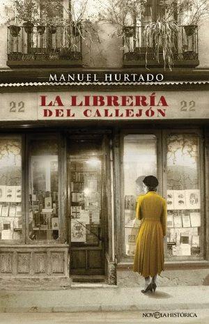 Vomitando mariposas muertas: La librería del callejón - Manuel Hurtado