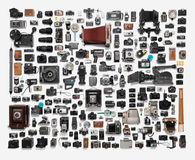 Jim Golden, le photographe collectionneur d'objets | Konbini France