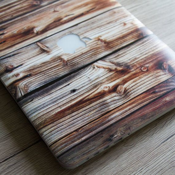 Macbook Air 13 inch Case MacBook pro 13 inch Case Wood by 365case