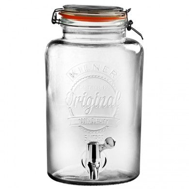 5 L. Kilner dispenser