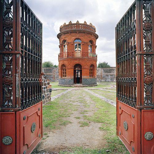 Palacio de Lecumberri (former prison)   Mexico City, Mexico