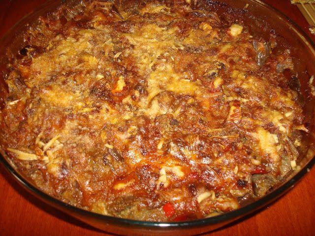 Fotini's cooking: Patlican boregi | Μελιτζάνες με τυρί στο φούρνο