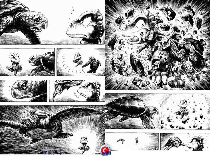 Gon Manga Comics Related Keywords Suggestions Gon Manga Comics