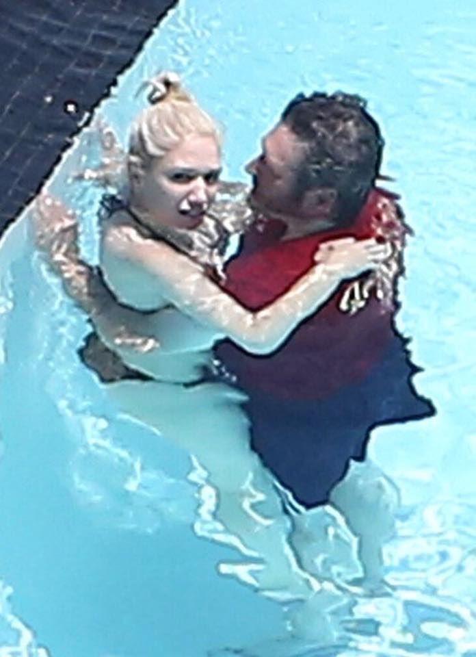 The best: blake shelton gwen stefani dating images