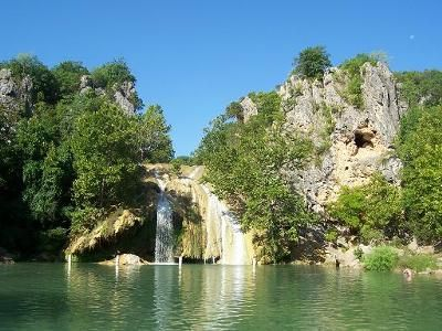 Here are the pictures I took of Turner Falls.  This is the highest spot in Oklahoma.  It is very beautiful but there were lots of visitors.  The weather