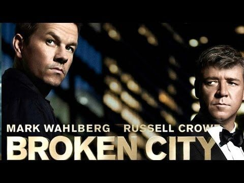Broken City Trailer (2013)  Broken City is a 2013 American crime thriller film starring Mark Wahlberg and Russell Crowe. The film was directed by Allen Hughes and written by Brian Tucker. Wahlberg stars as a police officer turned private investigator, and Crowe stars as the mayor of New York City who hires the private detective to investigate his wife.  http://filmswewatch.tumblr.com
