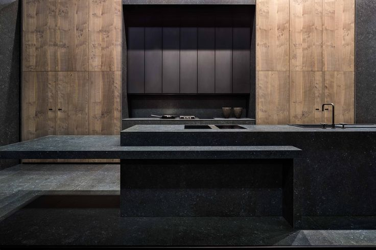 #Neolith, #PierreBleu at #Eurocucina 2016