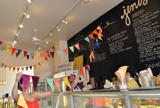 Professional Kitchen Tour - Jeni's Splendid Ice Creams