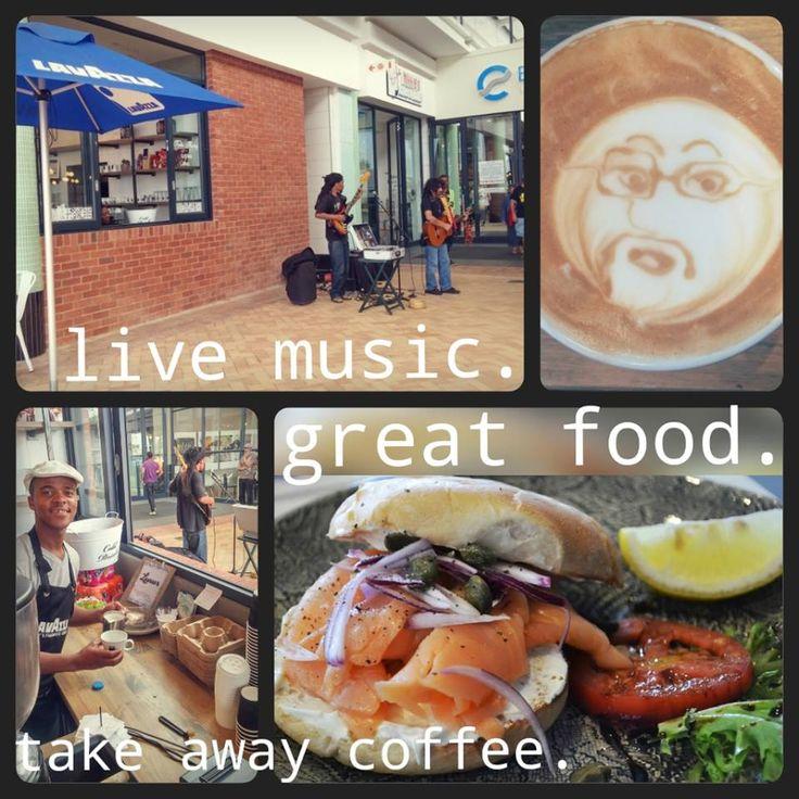 Great Food, Great Coffee at #LaurensDeli
