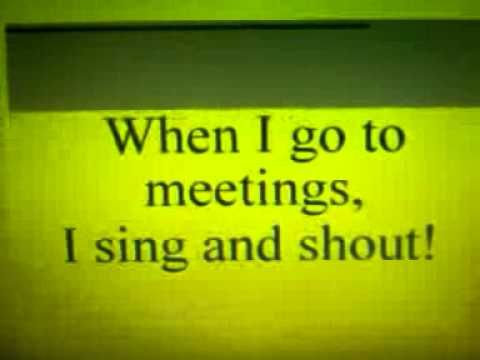 This has got to be the cutest song ever! The Daisy Girl Scout Song.